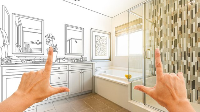 How To Save Money On A Bathroom Remodel Beachfront Builders - How to save money on bathroom remodel