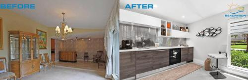 Bar Before & After
